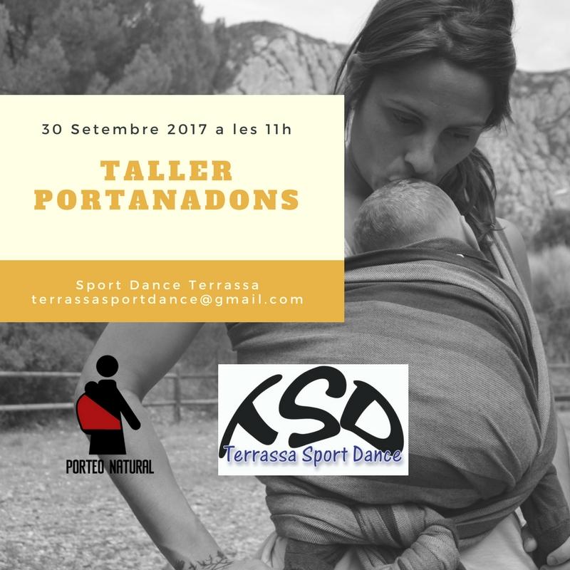 TALLER DE PORTABEBÉS EN TERRASSA @ SPORT DANCE TERRASSA
